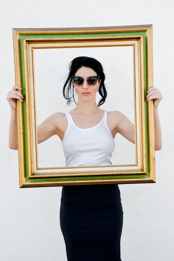 Phill Ritchie Studio, Costa Mesa, CA Apr 19, 2012 Wayne Cutler Frame & Sunglasses
