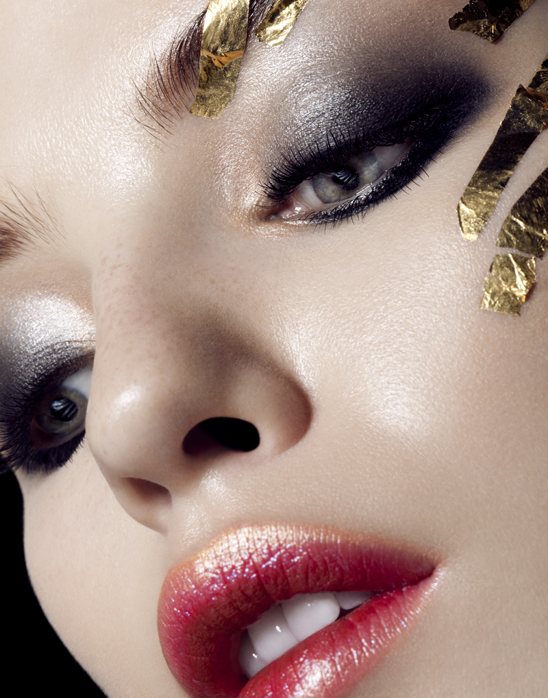 Apr 19, 2012 Yulia Gorabchenko Embellished Beauty Story, featured in Culture Magazine