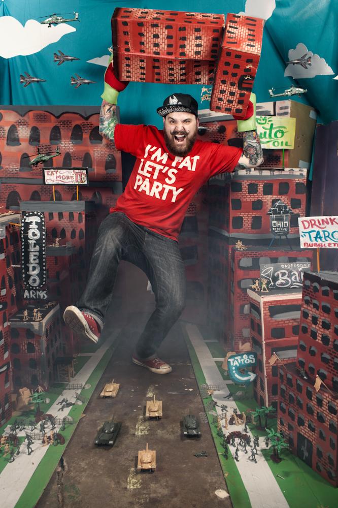 Male model photo shoot of FortySixty Photography in Toledo Ohio