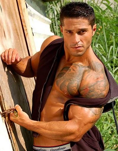 Male model photo shoot of Bruno Miami in Miami