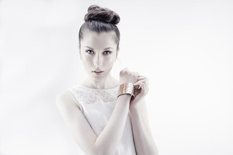 Female model photo shoot of Silvia Noelia  and Rikki Mpls, makeup by Jessica Miani
