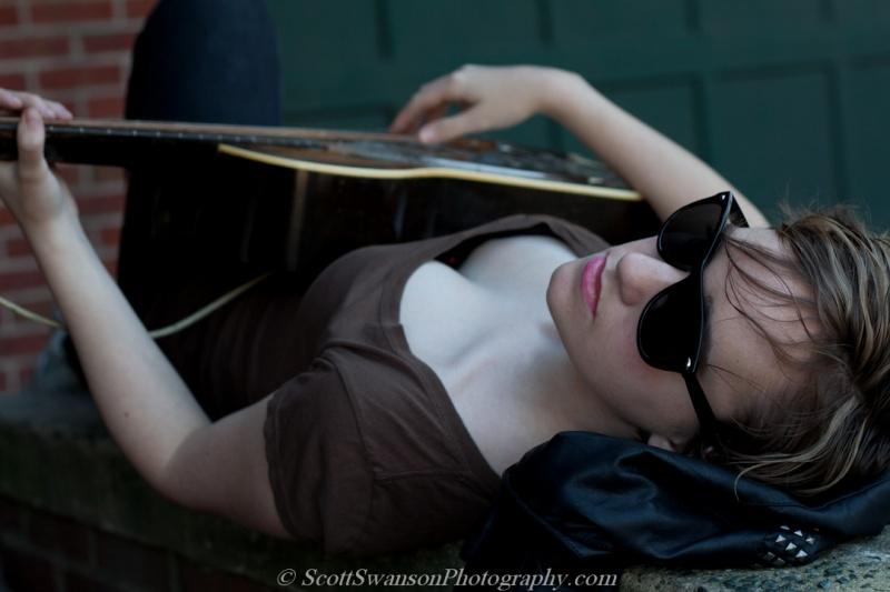 Female model photo shoot of Lindsay Abbott by Scott Swanson in Charlottesville, VA