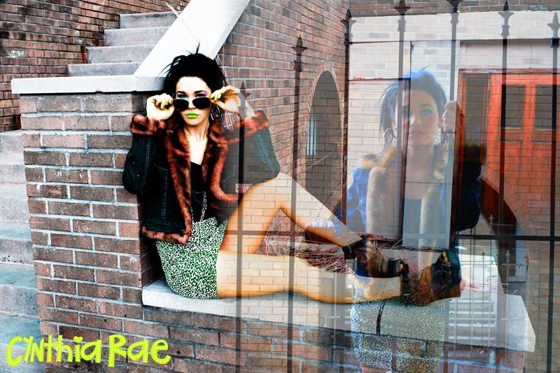 Female model photo shoot of Cynthia Rae and Madison Koralesky, wardrobe styled by Diana Hannah