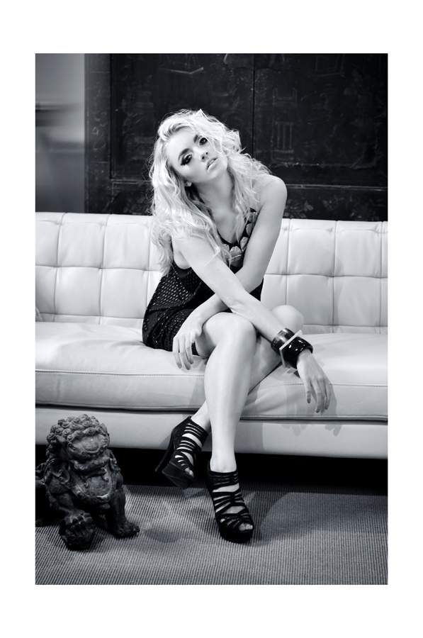 Female model photo shoot of Nera B