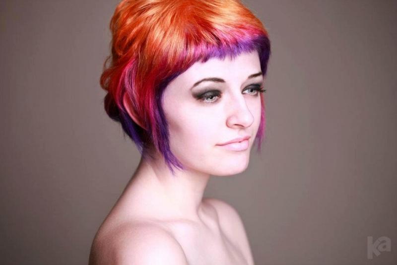 Female model photo shoot of Athena Invictus by Kirstin Anne in Grand Rapids, Michigan