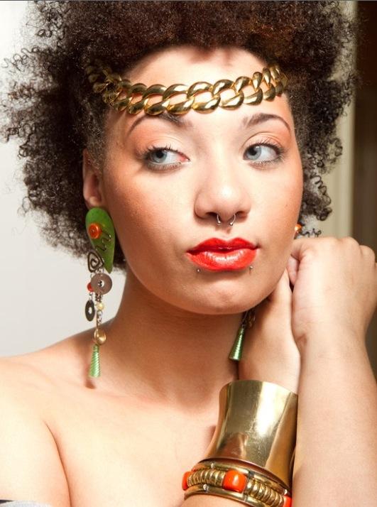 Female model photo shoot of Khrystyna Monet, makeup by Jessica Haynes MUA