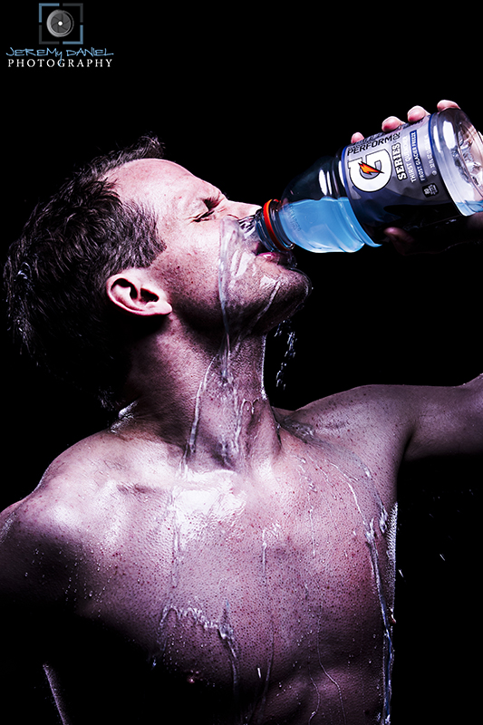 Seattle, Washington Apr 22, 2012 Jeremy Daniel Photography Quench Your Thirst - Gatorade Shoot