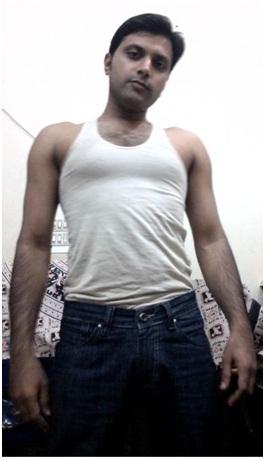 Male model photo shoot of delcruise