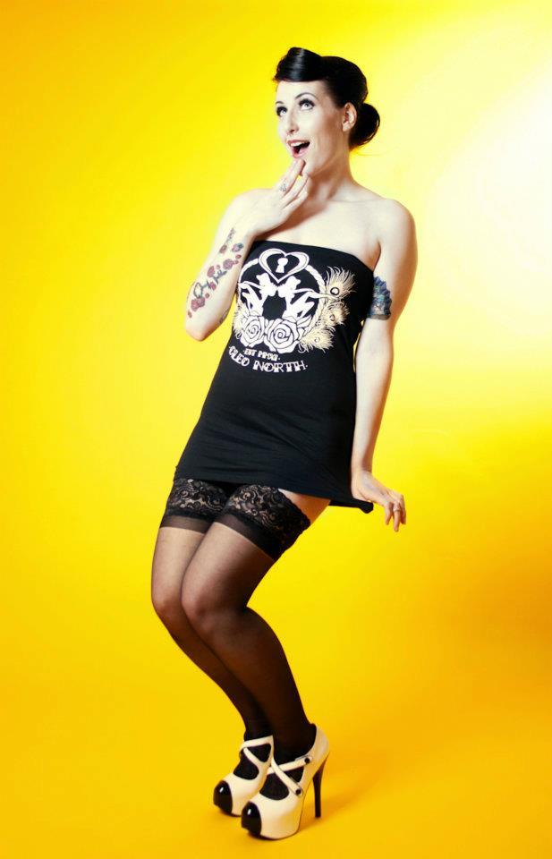 Female model photo shoot of Tasha Gray