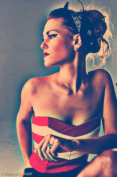 Female model photo shoot of beth Porterfield by Dave McIntosh