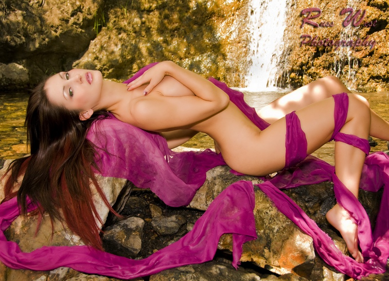 Female model photo shoot of Rachel Shine by Russ West Photography in Fairy Land