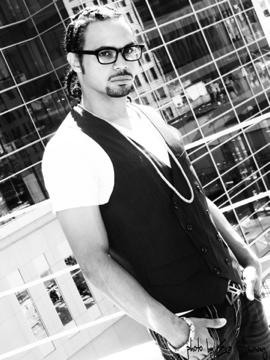 Male model photo shoot of CJ Berkley