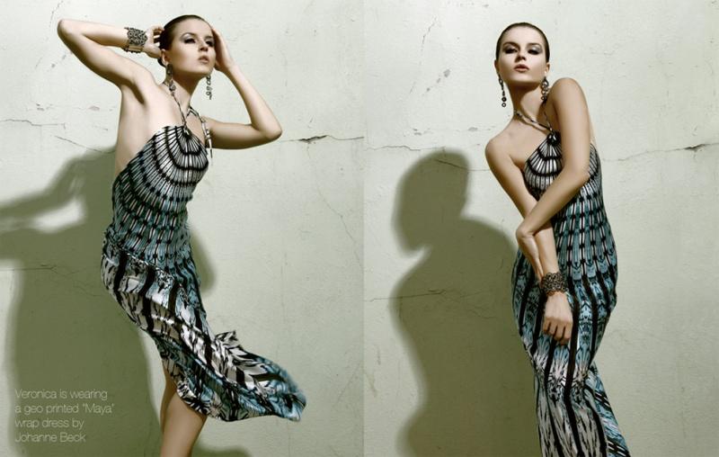 Apr 26, 2012 Philipe Dress editorial, dress by Johanne Beck. Photo,hair,MU by Philipe
