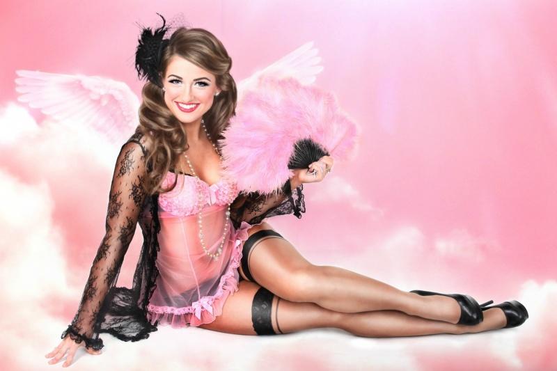 Vancouver Apr 29, 2012 Valentines Day Shoot with Karolina Turek for Novus TV