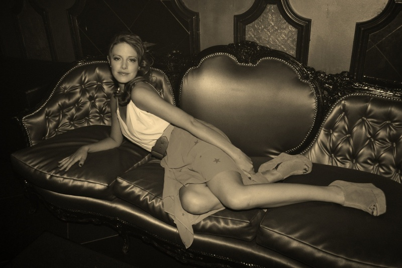 Female model photo shoot of Shelli M Photography
