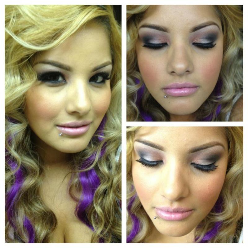 Female model photo shoot of Leopard_Love