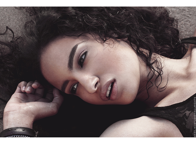 Taken by VASILIKI in Malibu, CA May 02, 2012 Commercial Beauty | Model: Elena Fernandes | Agency: Next Models