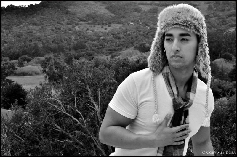 Male model photo shoot of Jacobo Vega in CARMEL VALEY,CA