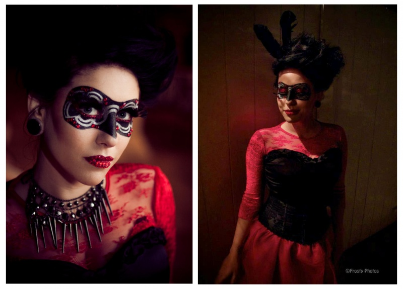 May 03, 2012 photogs: Alex Lake & Hannah Frost, model: Noëlle-Marie Stanley