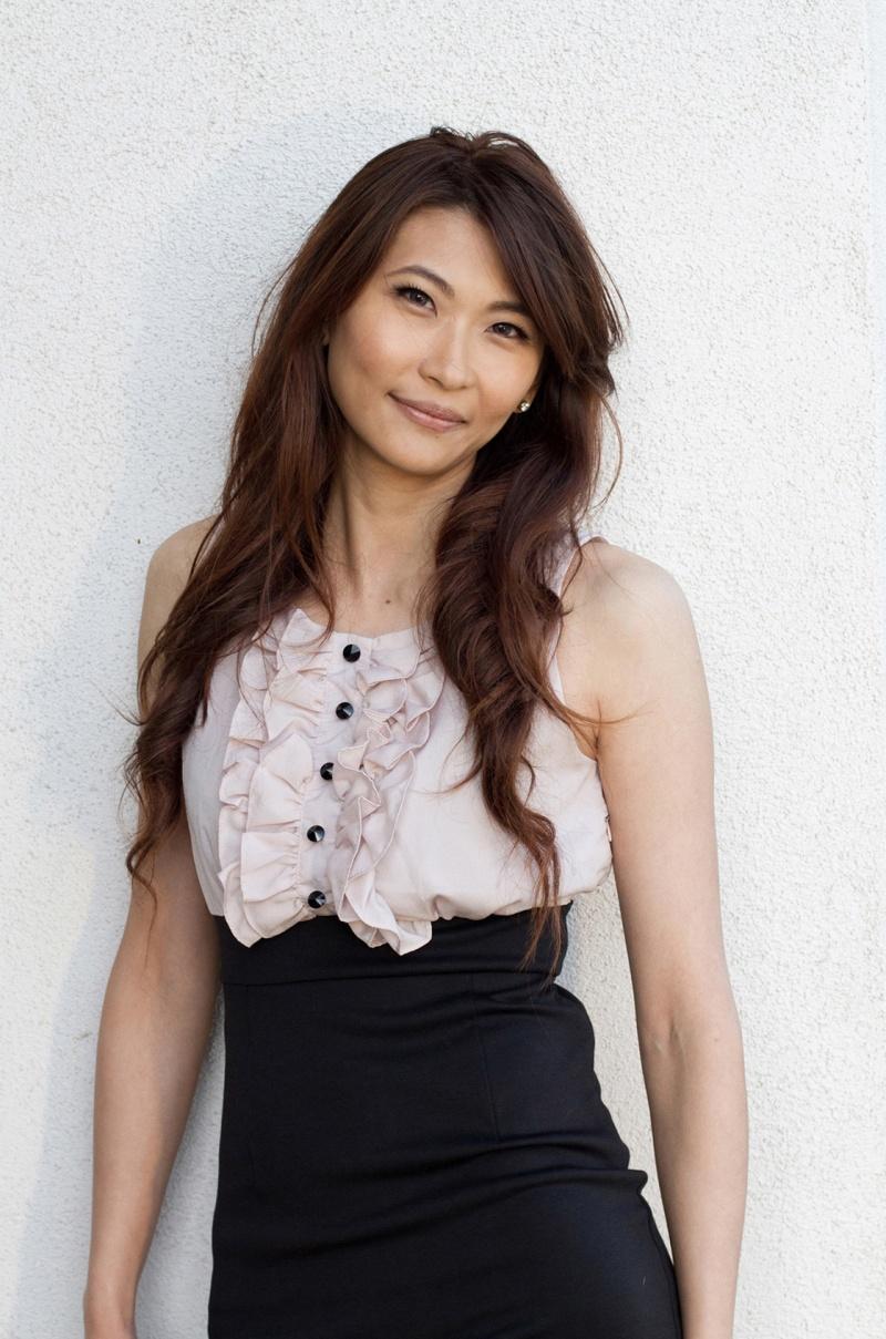 Arcadia, CA May 04, 2012 Sharon Kuo Commercial Photo Shoot