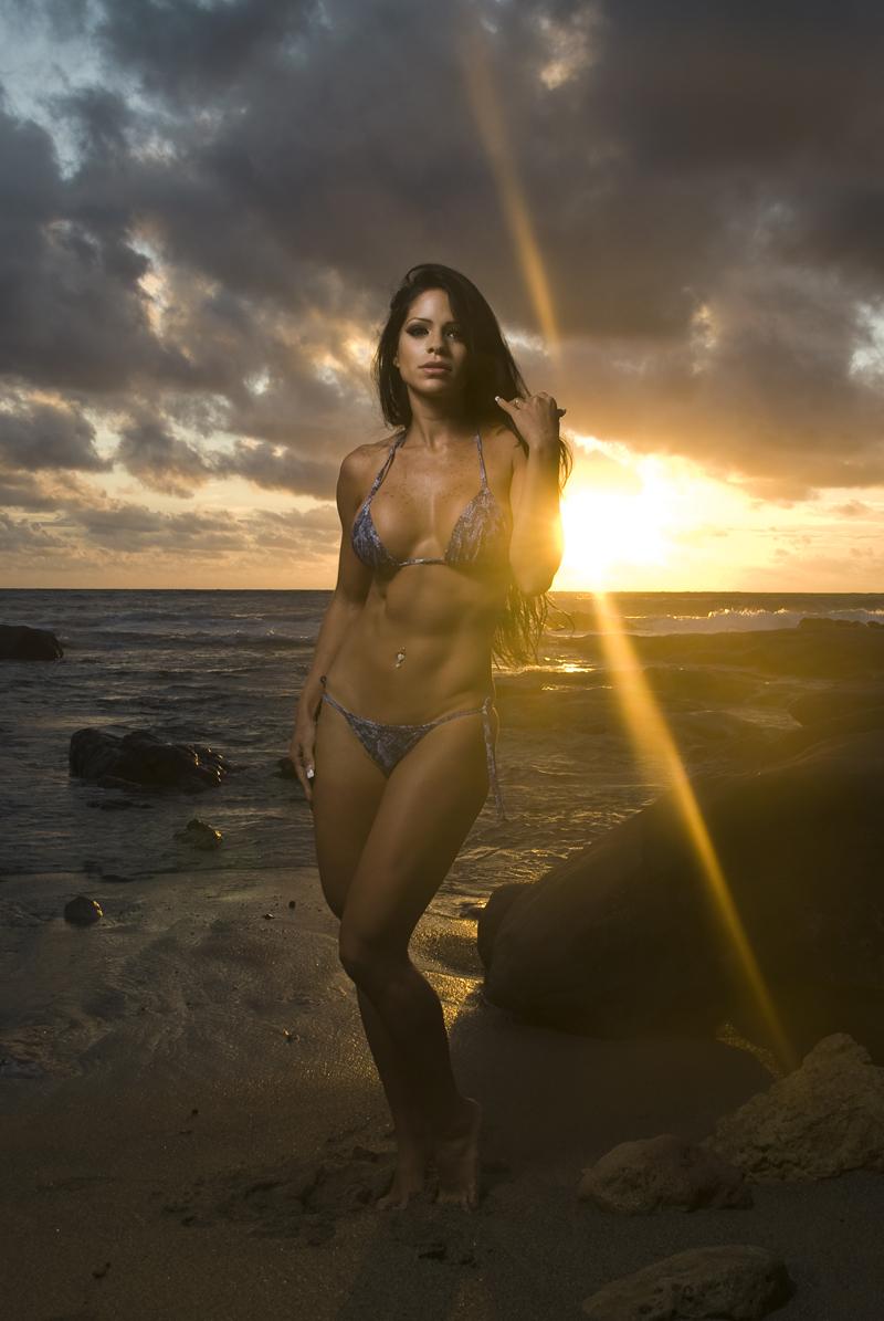 Michelle Lewin is Summertime Fine