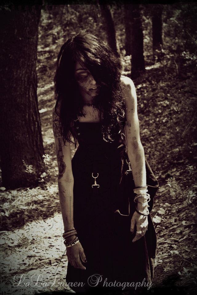 Female model photo shoot of Dementia Decay in Pensacola, FL