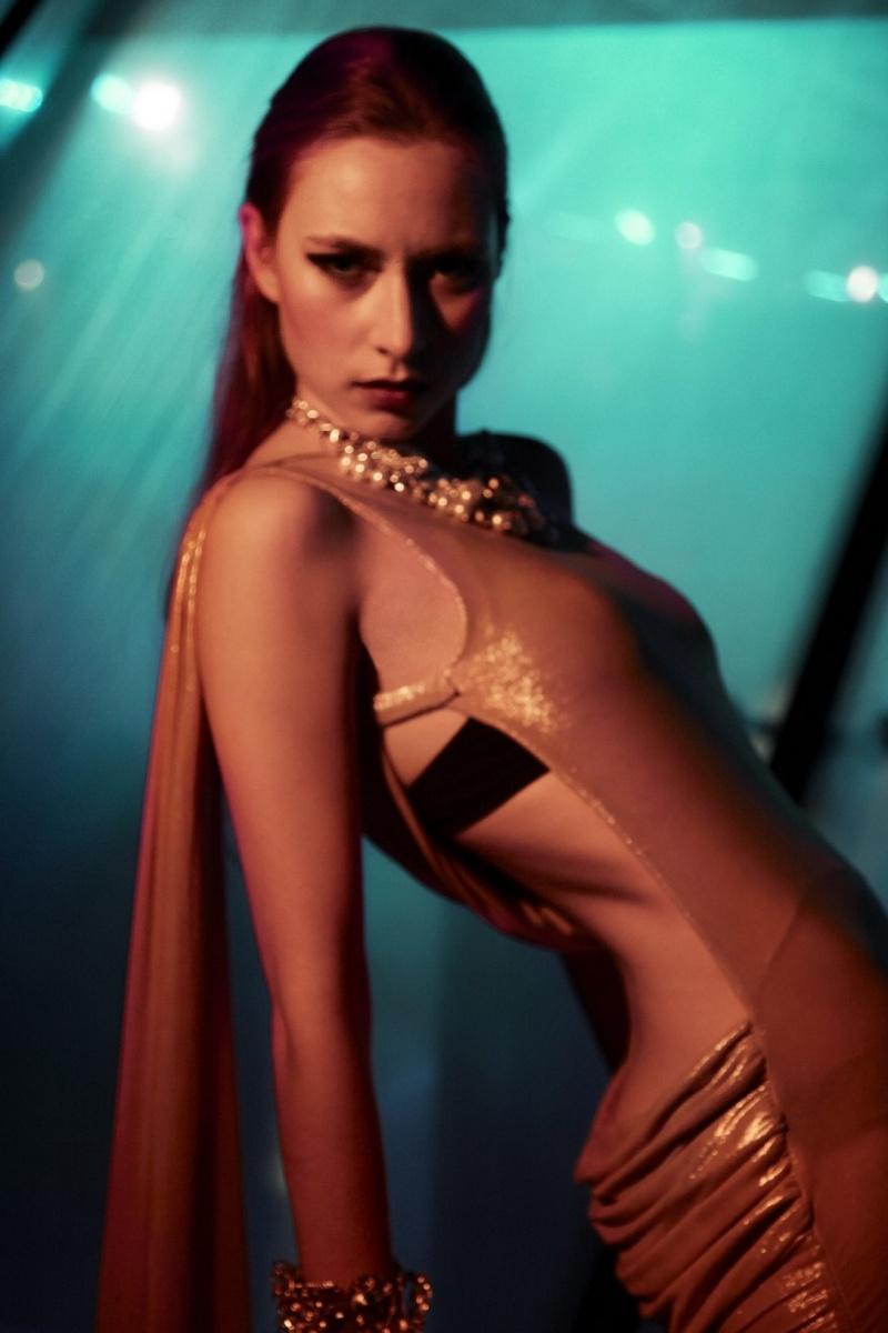 Female model photo shoot of MARY MARTIN