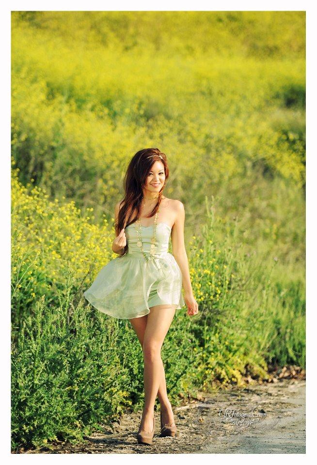 Female model photo shoot of Serena Su xoxo in Walnut, CA