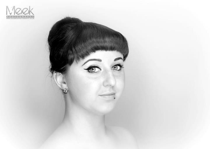 Female model photo shoot of TrishaK by Meek Photography