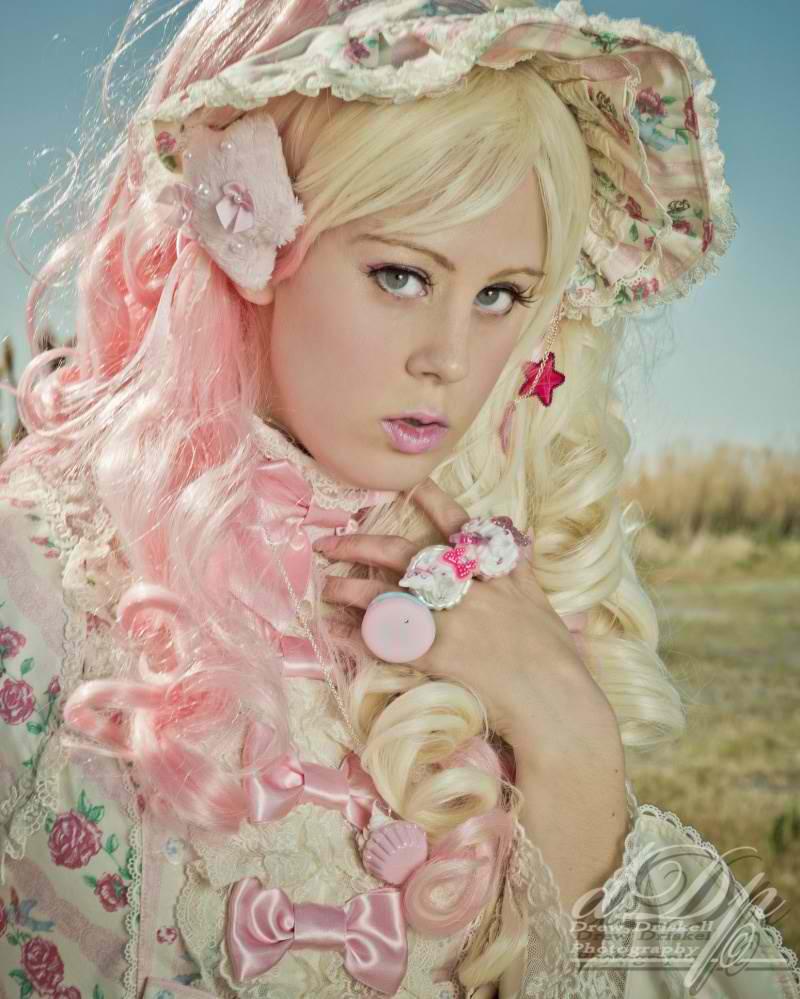 Saltaire, UT May 08, 2012 Drew Manchu Angelic Pretty
