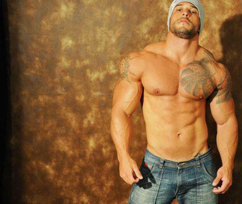 Male model photo shoot of Bruno Miami