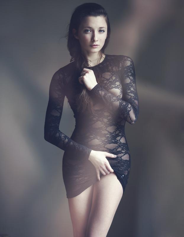 Female model photo shoot of Lidochka in Paris