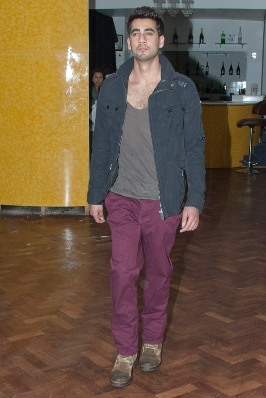 Male model photo shoot of MUSHAF KHAN in London