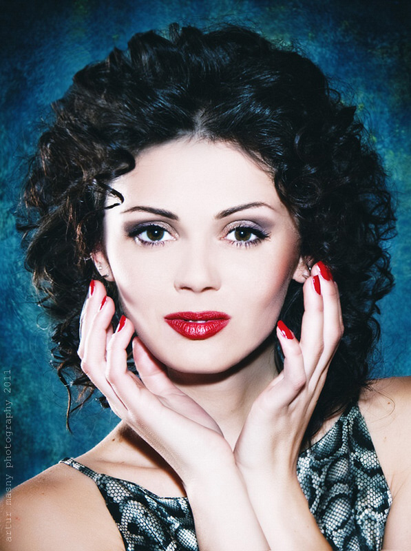 Female model photo shoot of Petia Michelle
