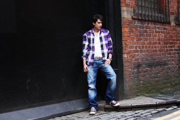 Male model photo shoot of MUSHAF KHAN