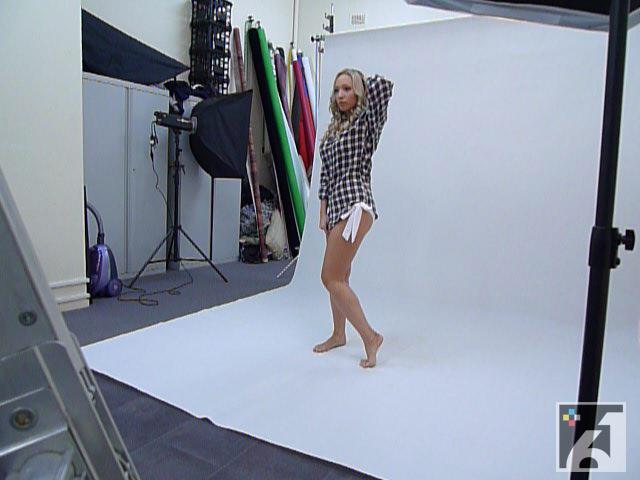 Female model photo shoot of Alyssia Jay in PlusSixOne