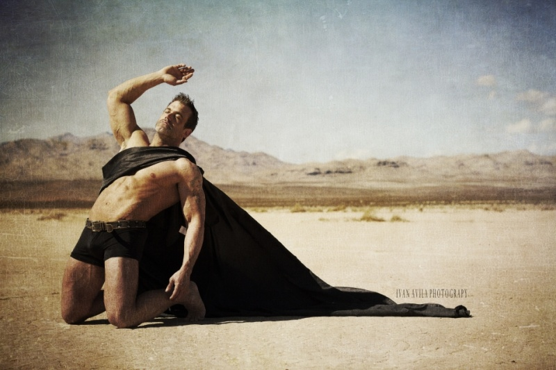Male model photo shoot of Joshua Blank
