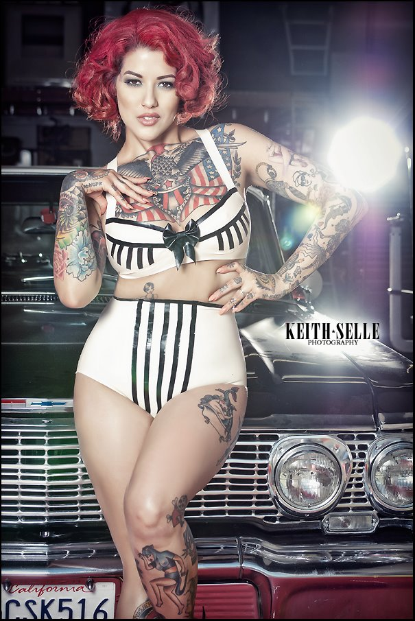 May 14, 2012 Photo by Keith Selle MUA: Jennifer Corona