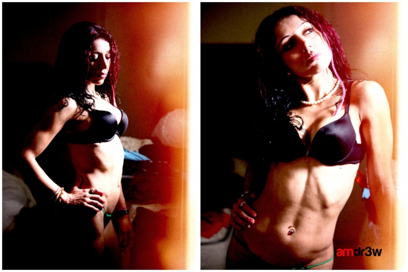 Female model photo shoot of Nilou in Miami