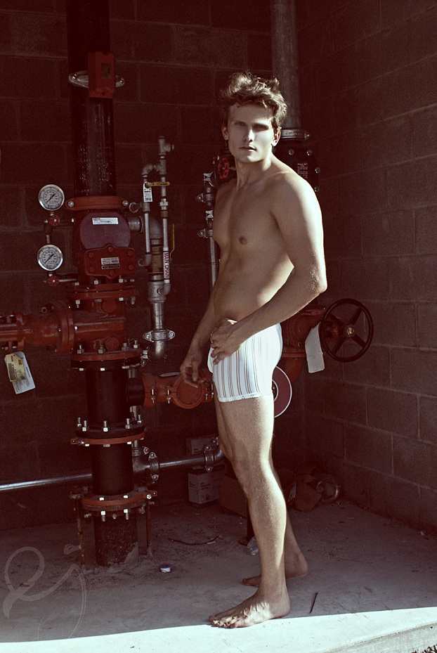 Male model photo shoot of Christian Litwin