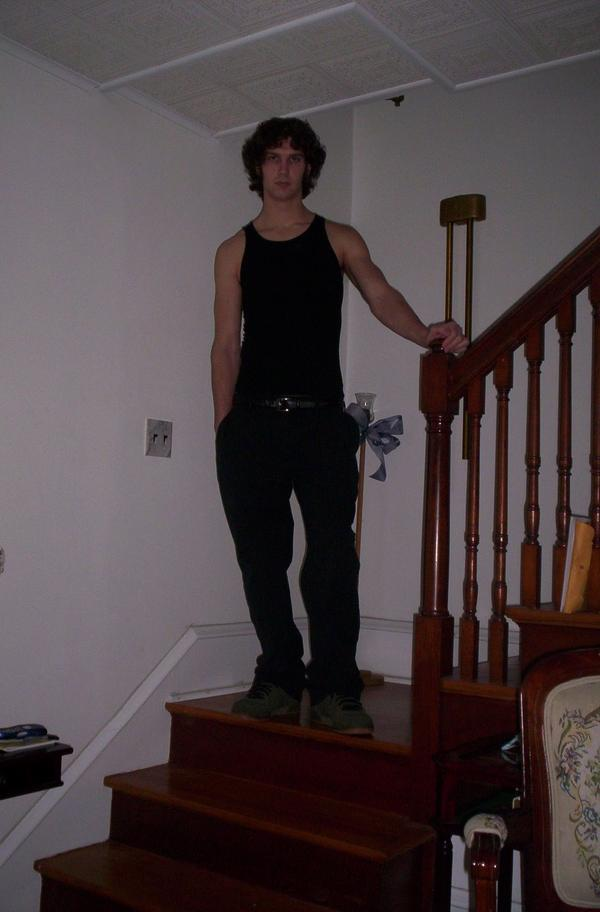 Male model photo shoot of jgreg