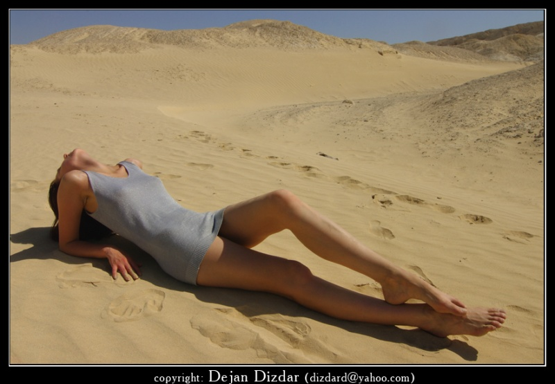 Female model photo shoot of Emma Litova in Israel