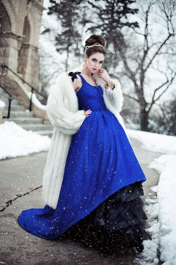 May 17, 2012 Julia Kuzmenko McKIm Winter Tale