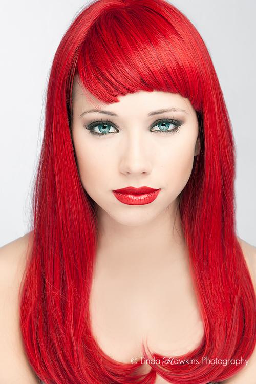 Female model photo shoot of LINDA HAWKINS