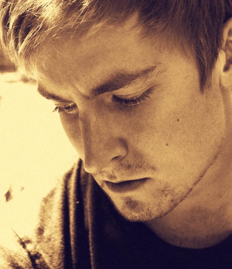 Male model photo shoot of Tom J Stark