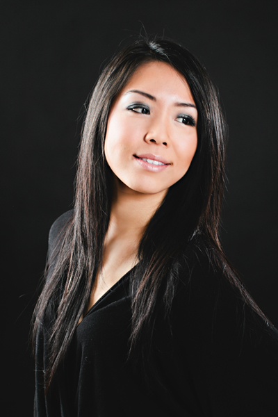 Female model photo shoot of Anita Chu MUA