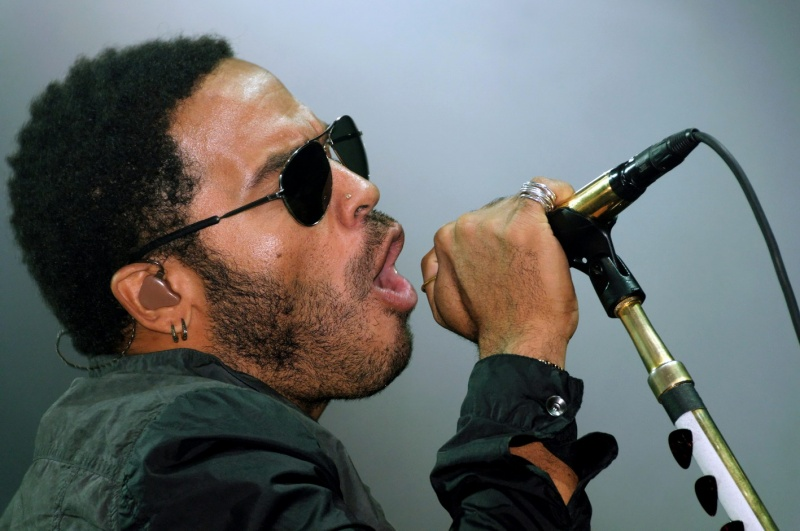 Paris May 20, 2012 Pat Denton Lenny Kravitz