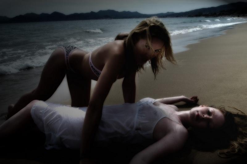 Cannes May 20, 2012 Pat Denton Vampire Movie Girls