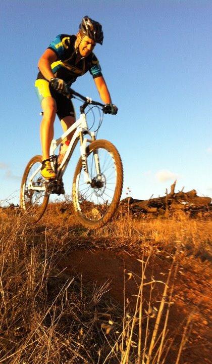 Durbanville May 21, 2012 Mountain Bike shoot
