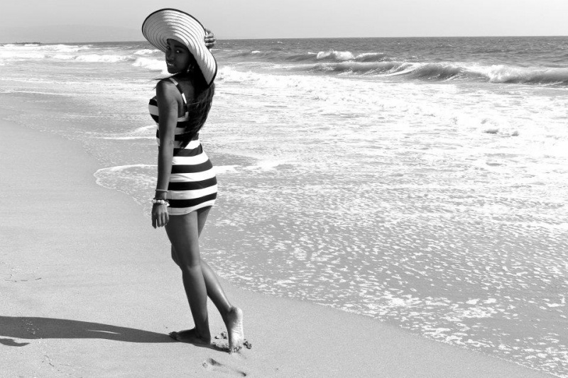 EL SEGUNDO, CALIFORNIA May 22, 2012 AISHA RANEE PHOTOGRAPHY ALIAQUEEN MODELS: BEACH EDITION 3